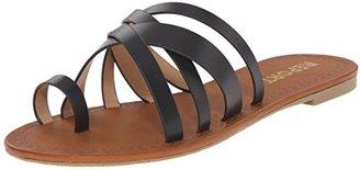 Report Women's Gyselle Flat Sandal $35 thestylecure.com