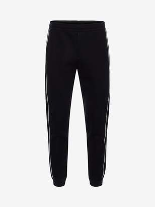 Alexander McQueen Skull and Rose Sweatpants