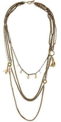 Isabel Marant Multistrand Necklace
