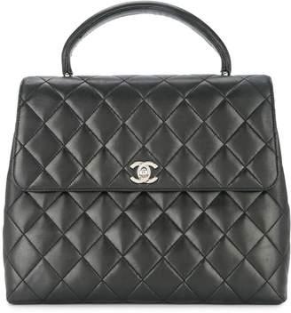Chanel Pre-Owned turnlock flap tote bag