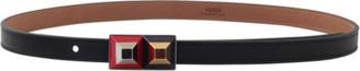 Fendi Two Stud Waist Belt
