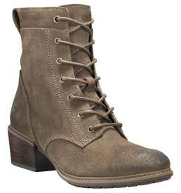 Timberland Sutherlin Suede Combat Boots