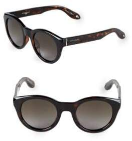 Givenchy 49MM Round Sunglasses