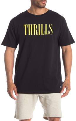 Wesc Mason Thrills Graphic T-Shirt