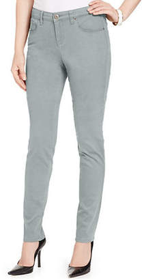 Style&Co. STYLE & CO. Curvy-Fit Tummy Skinny Jeans