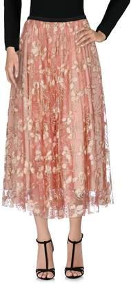 MSGM Long skirts - Item 35323166QS