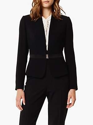 Karen Millen Tailored Blazer, Black