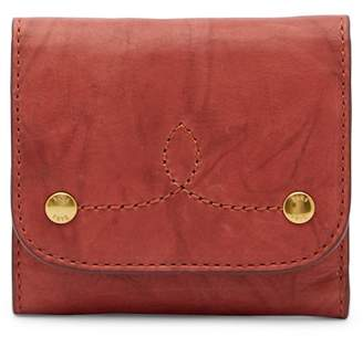 Frye Medium Campus Rivet Leather Wallet