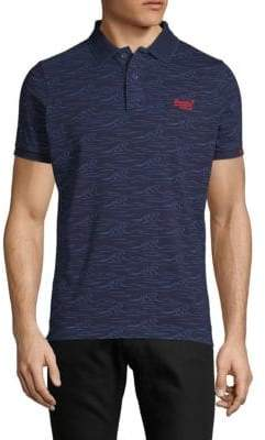 Superdry City Cotton Polo