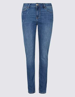 Marks and Spencer Low Rise Slim Jeans