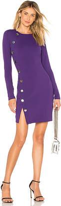 Susana Monaco Button Detail Dress