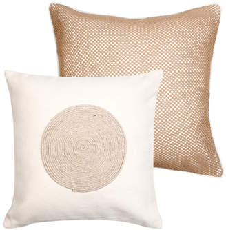 Monsoon And Beyond Traces & A Fisher's Net Cushion Covers Set