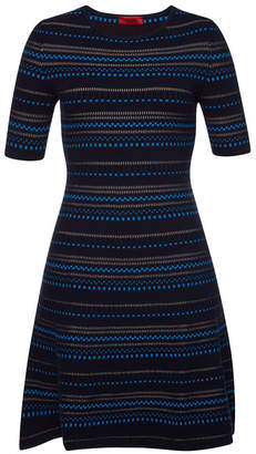 HUGO Swany Knitted Dress