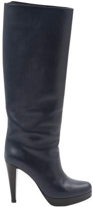 Walter Steiger Leather boots
