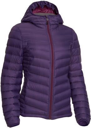 Eastern Mountain Sports Ems Women's Feather Packable Hooded Jacket