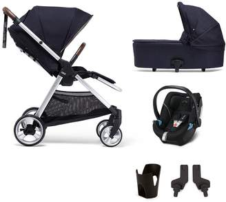 Mamas and Papas Flip XT2 5-Piece Bundle (Pushchair, Carrycot, Car Seat, Adaptor & Cupholder)