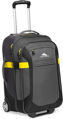 """High Sierra Closeout! Sportour 22"""" Carry On Rolling Suitcase"""