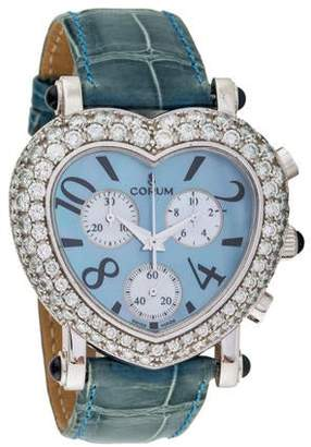 Corum Romantic Heart Watch
