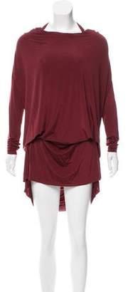 AllSaints Oversize Knee-Length Dress