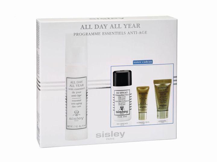 Sisley All Day All Year Essentials Anti-Aging Program