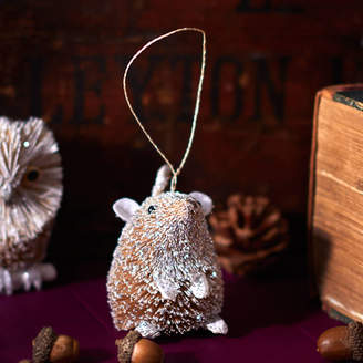 The Christmas Home Woodland Mouse Christmas Decoration