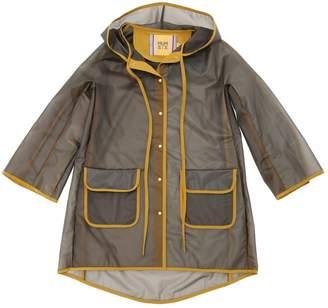 Hooded Waterproof Raincoat