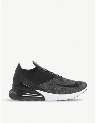 Nike 270 two-tone flyknit trainers