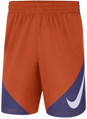 Nike Men's Clemson Tigers Hybrid Shorts