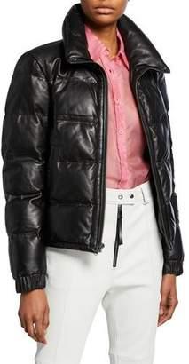 A.L.C. Denver Leather Jacket
