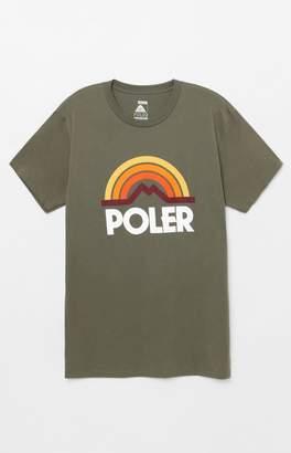 Poler Mountain Rainbow T-Shirt