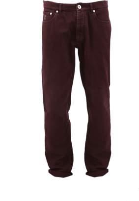 Brunello Cucinelli Five Pocket Denim Pant