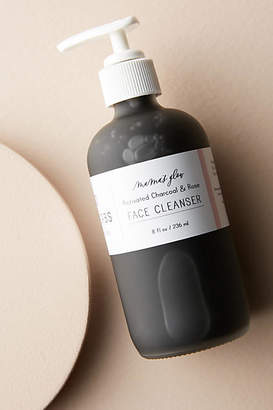 Min-Erbs Mama's Glow Activated Charcoal & Rose Face Cleanser u00a0