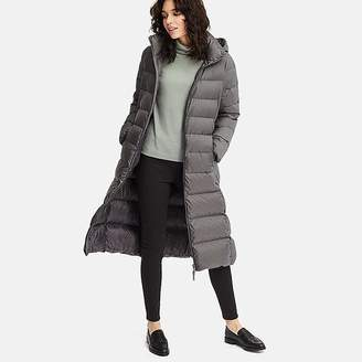 Uniqlo Women's Ultra Light Down Puffer Long Coat