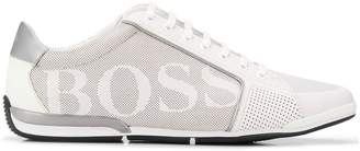 HUGO BOSS lace up sneakers