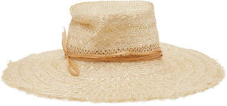 Albertus Swanepoel Pascal Straw Hat Size: S