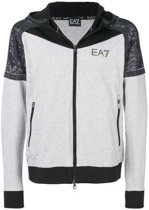 Emporio Armani Ea7 logo track jacket