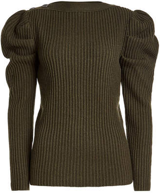 Nina Ricci Wool and Cashmere Pullover