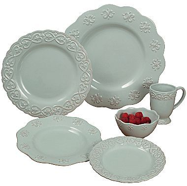 JCPenney Adeline Dinnerware Collection