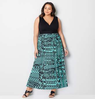 Avenue Ikat Maxi Dress