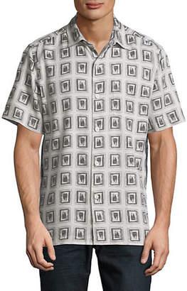 Tommy Bahama Casa De Quatro Silk Sport Shirt