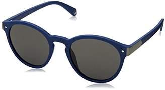 Polaroid Sunglasses Pld6034s Polarized Oval Sunglasses
