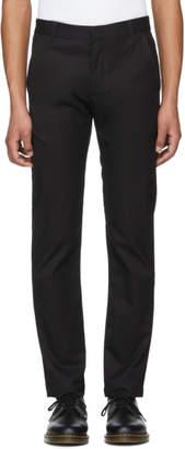 The Elder Statesman Black California Trousers