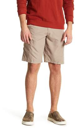 Burnside Microfiber Cargo Shorts