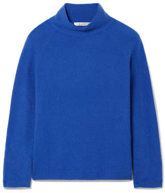Max Mara Osvaldo Cashmere Turtleneck Sweater - Bright blue