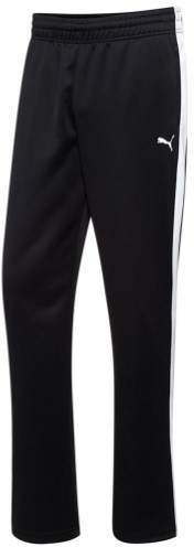 Puma Mens Contrast Athletic Track Pants blackwhite 2XL/33