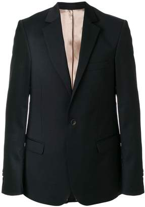 A Kind Of Guise V-neck one button jacket