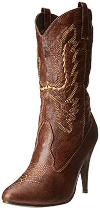 Ellie Shoes Women's 418 Cowgirl Western Boot