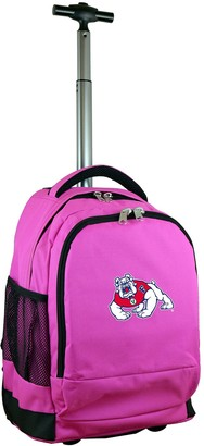 Fresno State Bulldogs Premium Wheeled Backpack