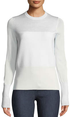 Rag & Bone Marissa Crewneck Long-Sleeve Pullover