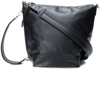 Paco Rabanne top zip shoulder bag